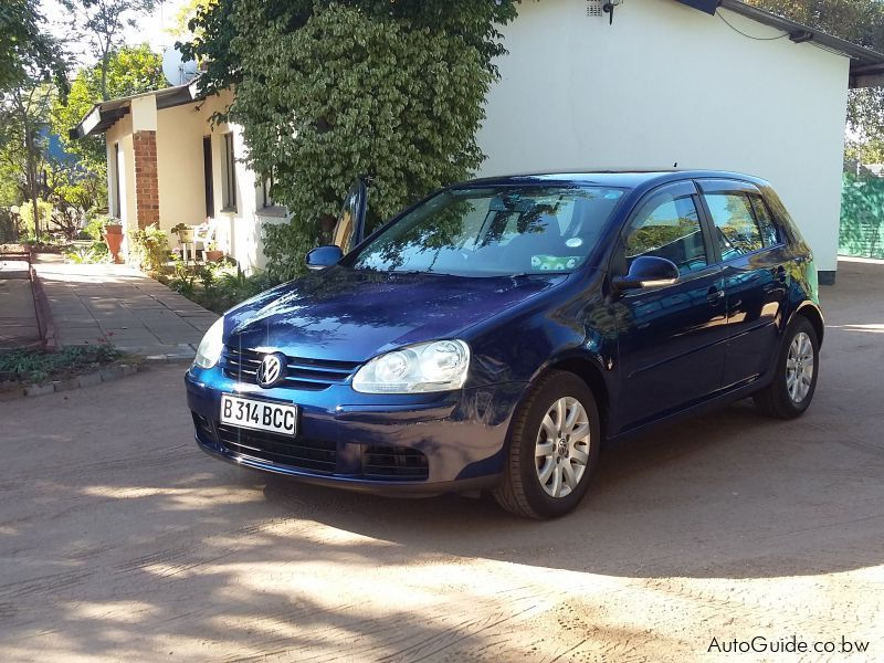 Pre-owned Volkswagen Golf 5 for sale in