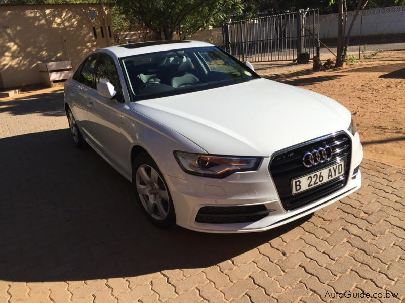 Pre-owned Audi A6 Tfsi Sline for sale in