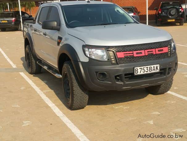Pre-owned Ford Ranger 2.2 D/Cab for sale in