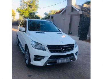 Pre-owned Mercedes-Benz ML400 AMG for sale in