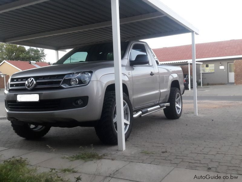 Pre-owned Volkswagen Amarok 2.0 TDi for sale in
