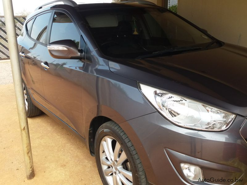 Pre-owned Hyundai Ix 35 for sale in