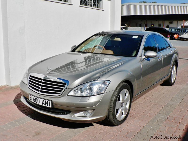 Pre-owned Mercedes-Benz S350 for sale in
