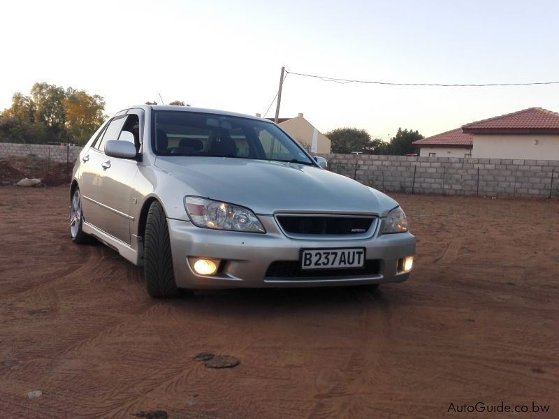 Used Toyota Altezza for sale in Gaborone