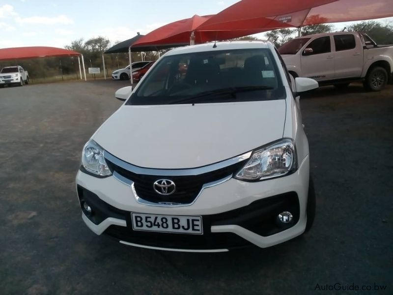 Pre-owned Toyota Toyota Etios for sale in