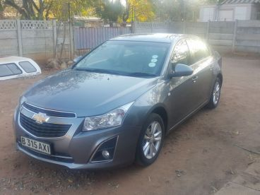 Pre-owned Chevrolet Cruze LS for sale in
