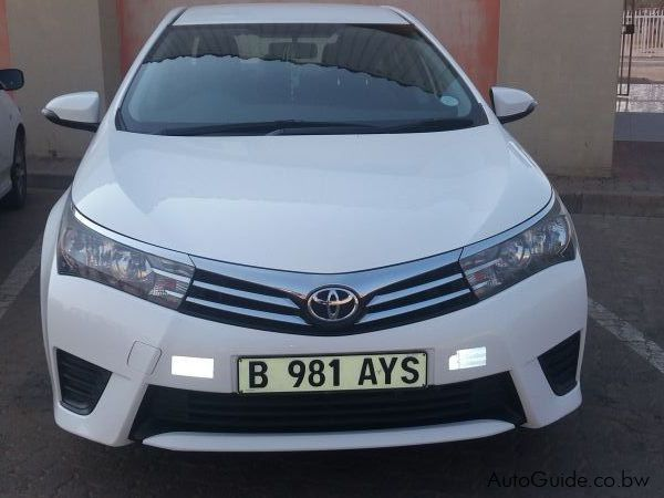 Pre-owned Toyota Corolla 180 for sale in