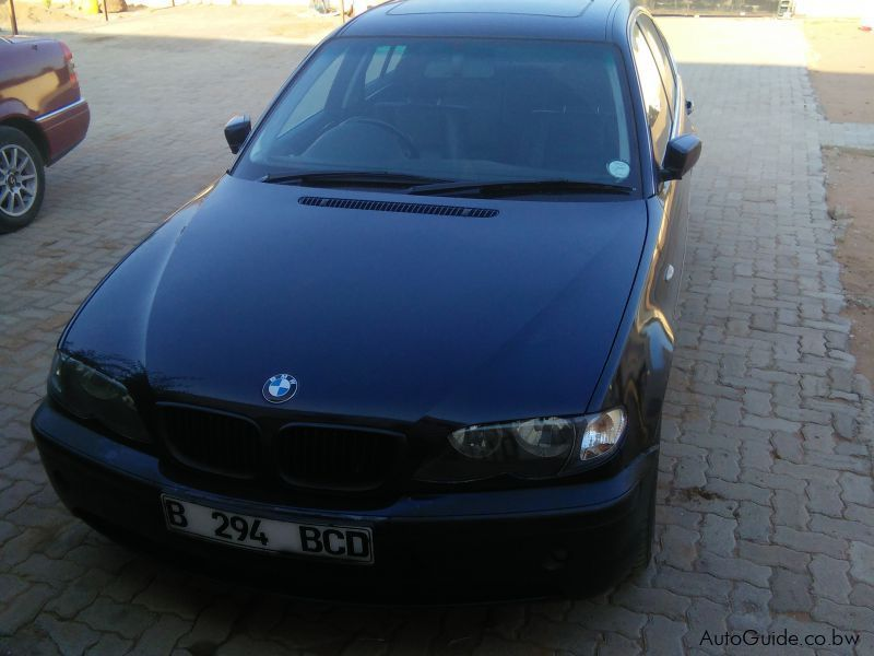 Pre-owned BMW 320i e46  for sale in