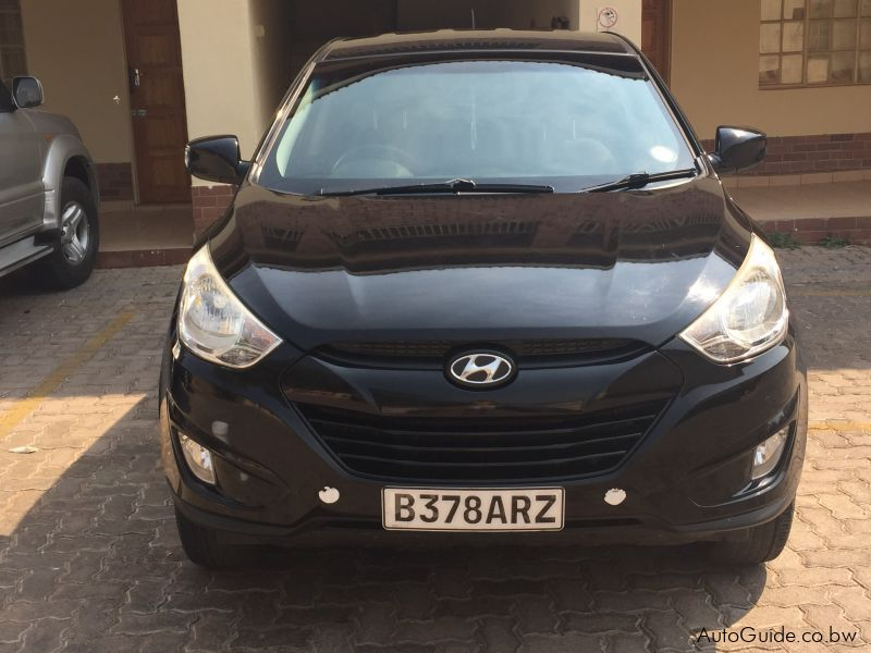 Pre-owned Hyundai ix35 for sale in