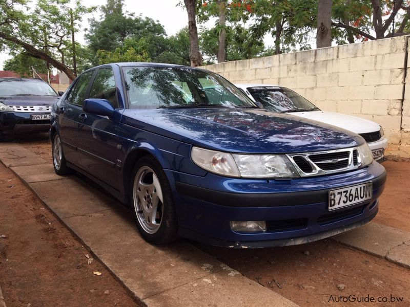 Pre-owned Saab 9-5 AERO for sale in