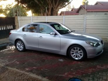 Pre-owned BMW 530i E60 for sale in