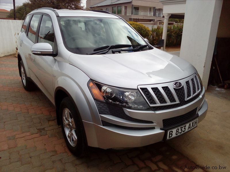 Pre-owned Mahindra XUV500 W8 for sale in