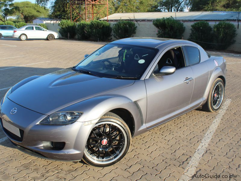 Pre-owned Mazda RX-8 for sale in