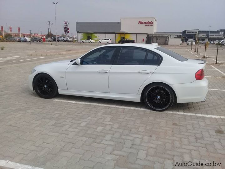 Pre-owned BMW E90 323M-Sport for sale in