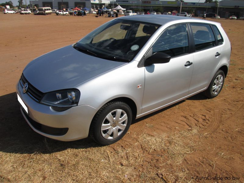 Pre-owned Volkswagen Polo Vivo 1.4 L for sale in
