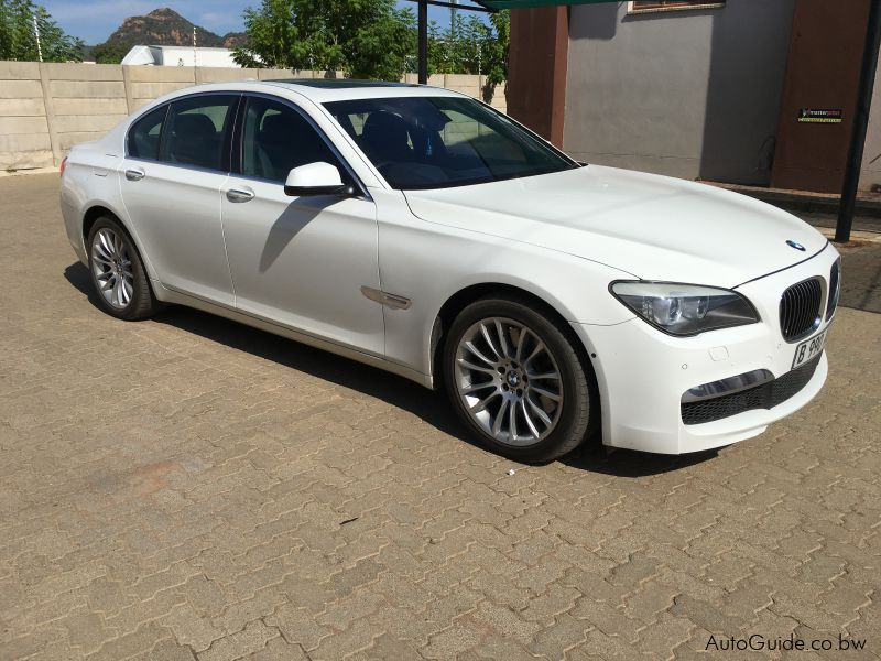 Used BMW 750i for sale in