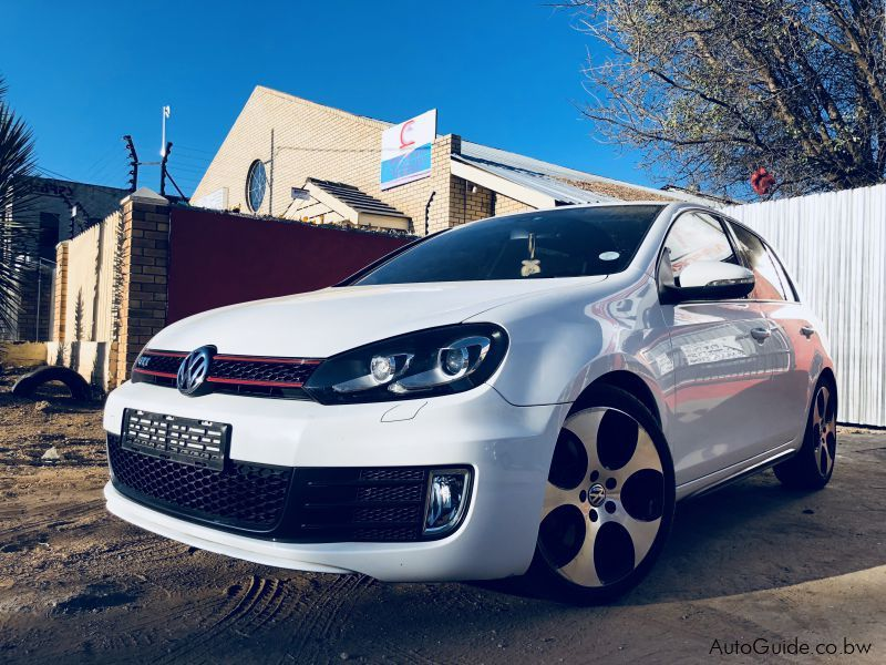 Pre-owned Volkswagen GOLF 6 GTI for sale in