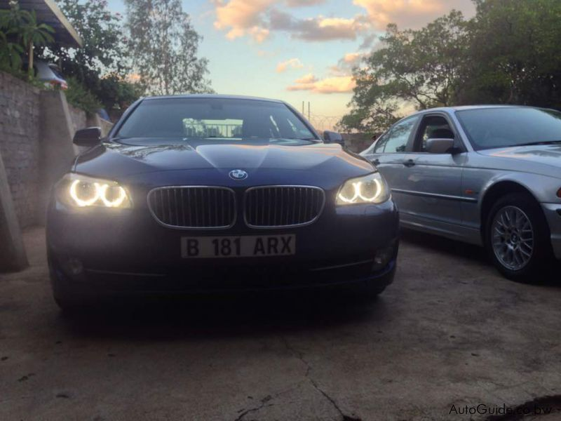 Pre-owned BMW 535i F10 for sale in