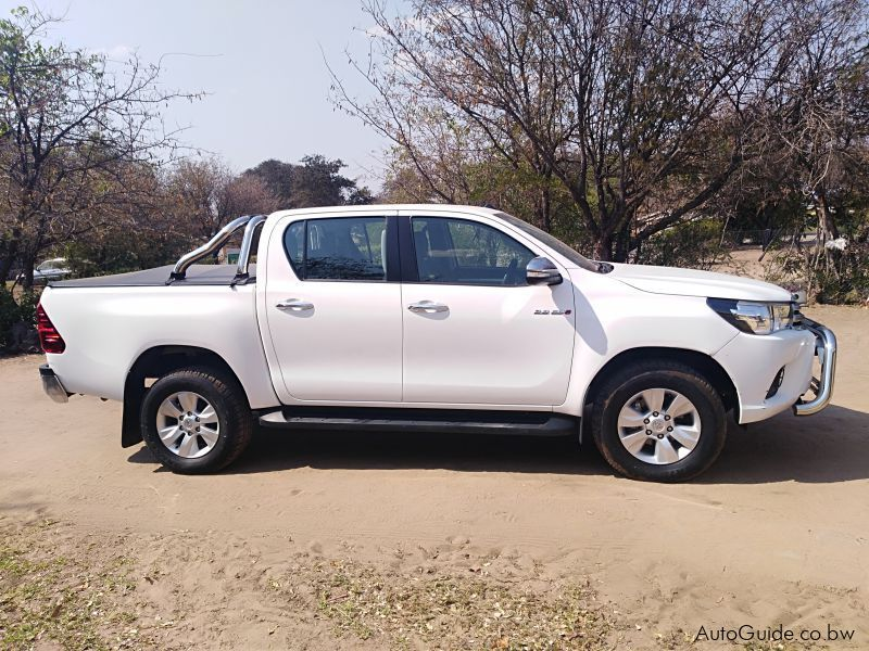 Pre-owned Toyota Hilux 2.8 GD6 for sale in