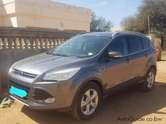 Pre-owned Ford Kuga ecoboost for sale in