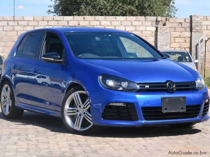 Pre-owned Volkswagen GOLF R for sale in