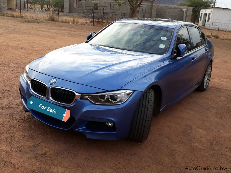 Pre-owned BMW 320d MSport for sale in