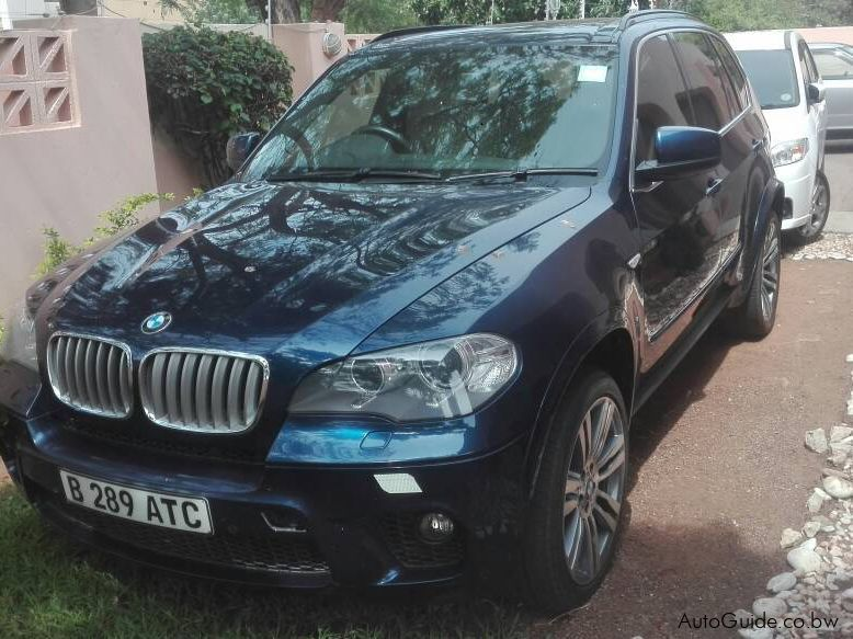 Pre-owned BMW X5 5.0I for sale in