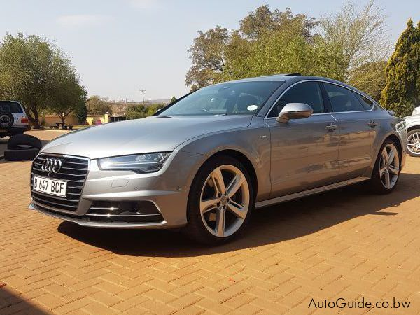 Pre-owned Audi  A7 S line  for sale in