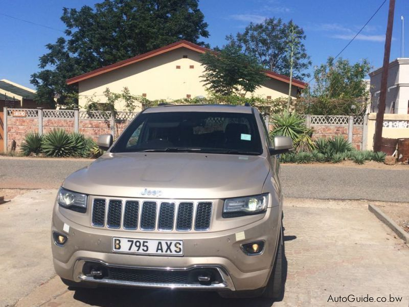 Used Jeep Grand Cherookee Overland for sale in