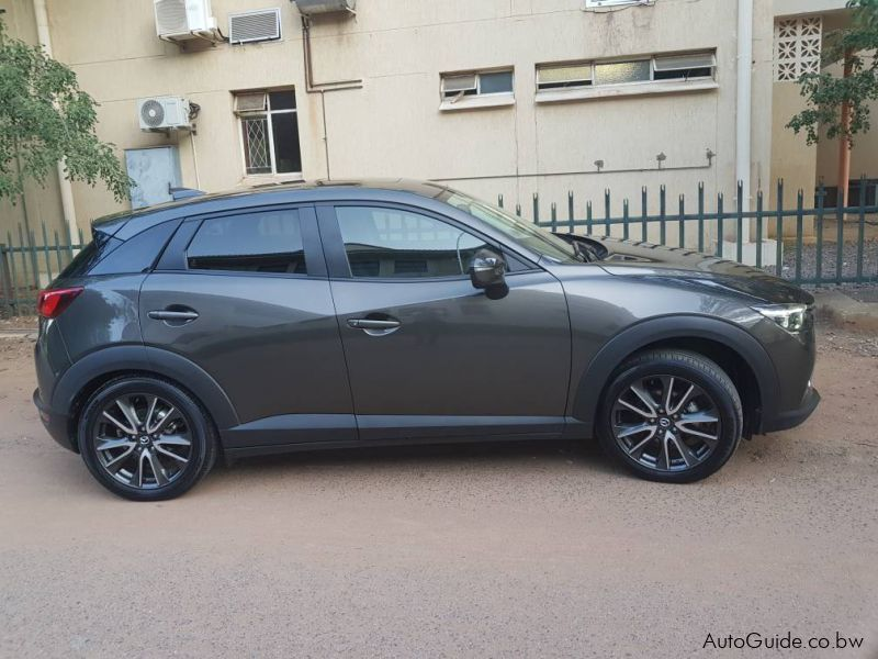 Pre-owned Mazda CX3 for sale in