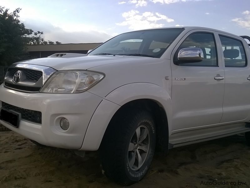 Pre-owned Toyota Hilux D4D for sale in
