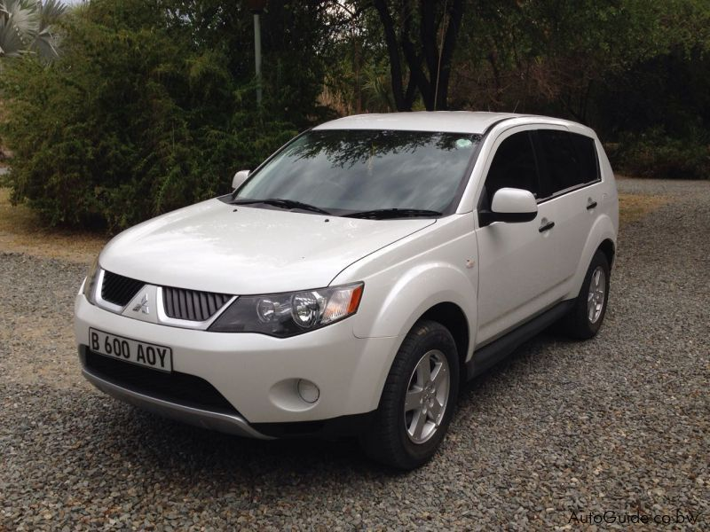 Used Mitsubishi Outlander for sale in