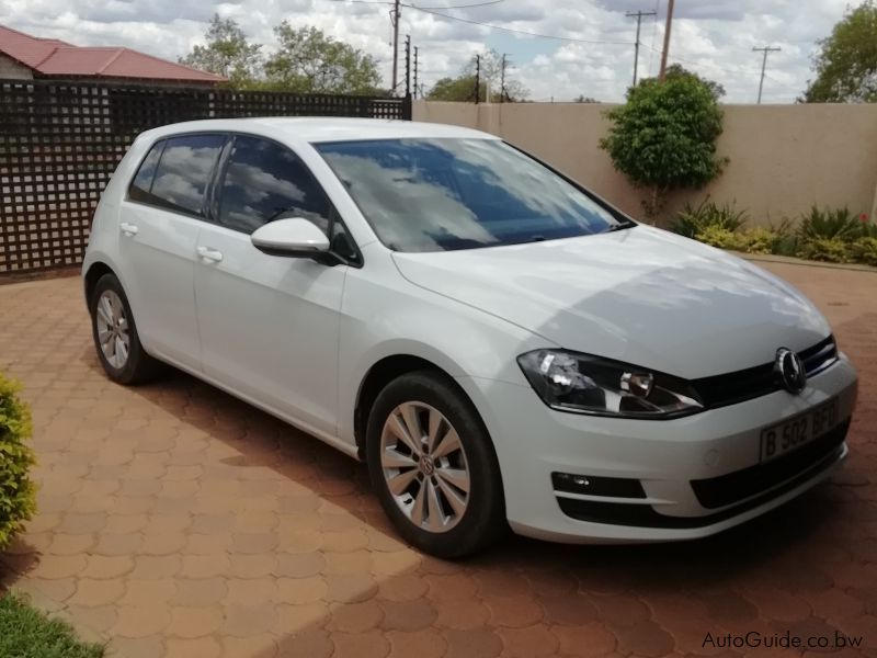 Pre-owned Volkswagen Golf 7 1.4 TSI for sale in
