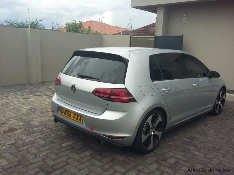Pre-owned Volkswagen Golf 7 GTI for sale in