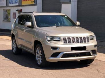 Pre-owned Jeep GRAND CHEROKEE SUMMIT for sale in