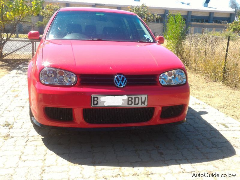 Pre-owned Volkswagen GOLF 4 GTI for sale in