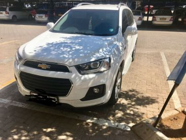 Pre-owned Chevrolet Captiva 2.4 for sale in
