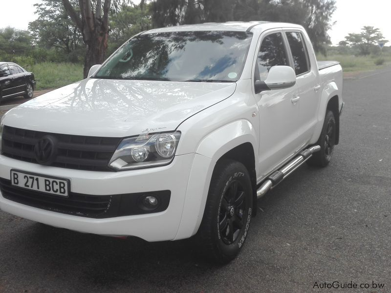 Used Volkswagen Amarok for sale in