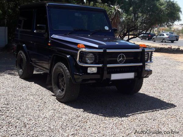 Pre-owned Mercedes-Benz G-WAGON 230GE for sale in