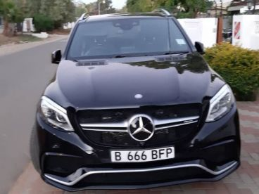 Pre-owned Mercedes-Benz GLE 63 AMG S for sale in