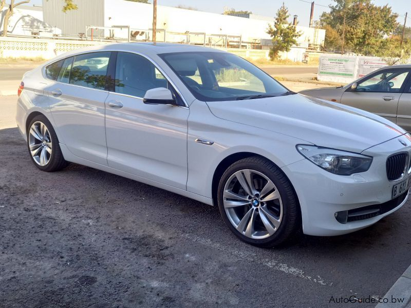 Pre-owned BMW 535i GT for sale in