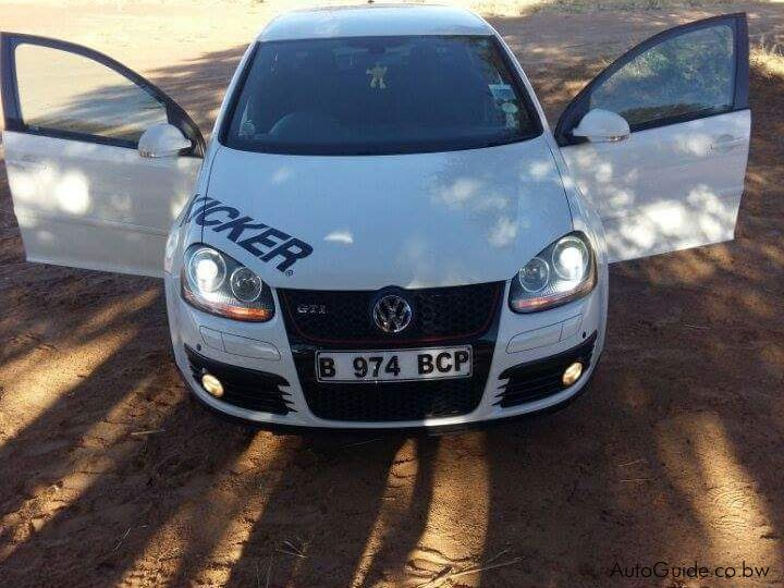 Used Volkswagen Golf 5 GTI for sale in Gaborone
