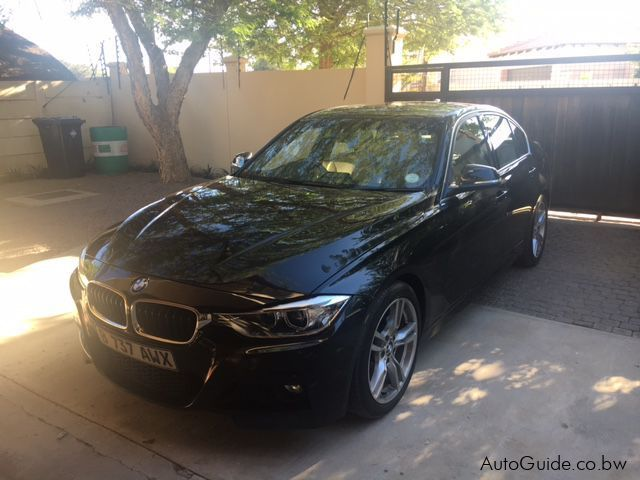 Pre-owned BMW 320i M-sport for sale in