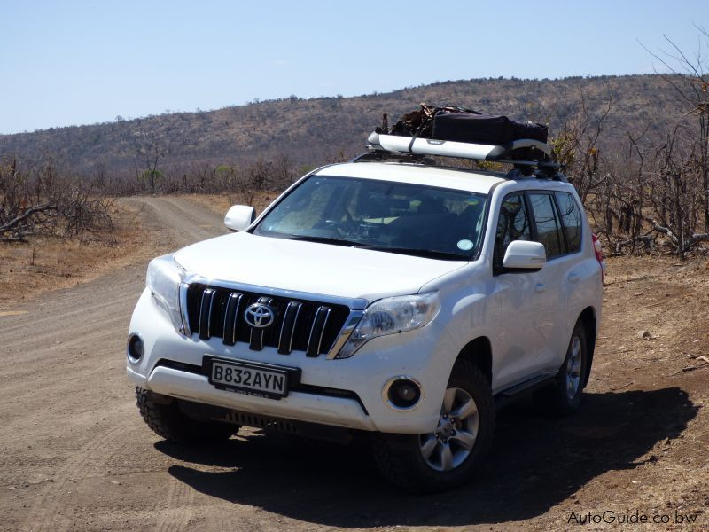 Pre-owned Toyota Prado for sale in