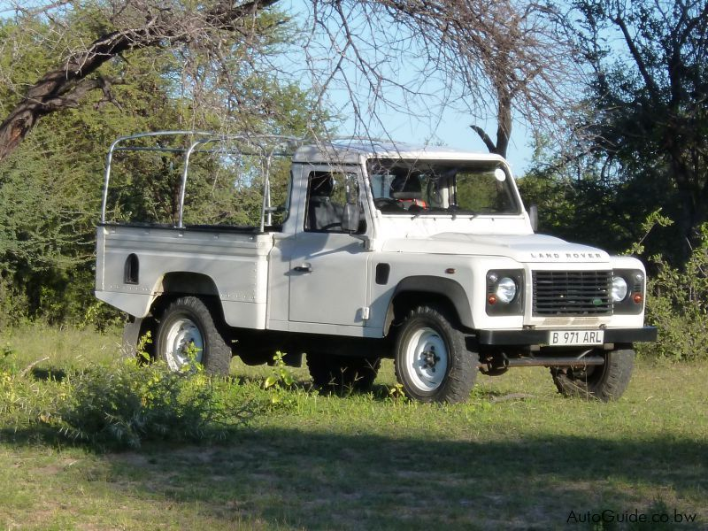 Pre-owned Land Rover Defender Puma 2.4 TD for sale in