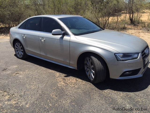 Pre-owned Audi A4 2.0T for sale in