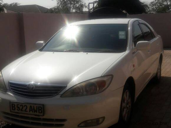 Pre-owned Toyota Camry 2.4L for sale in