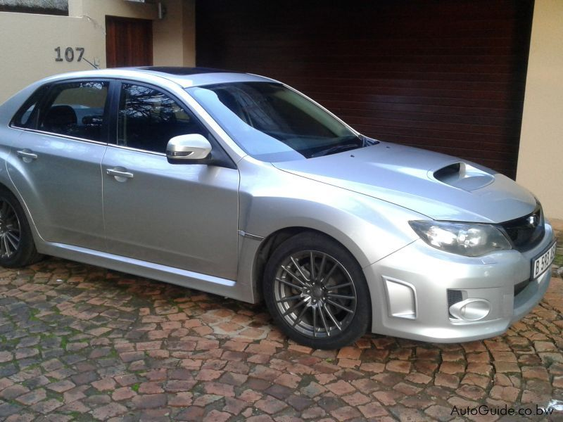 Pre-owned Subaru WRX for sale in