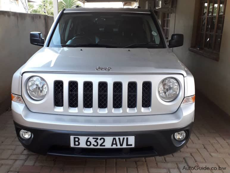 Pre-owned Jeep Patriot for sale in