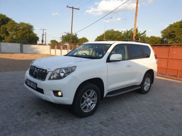 Pre-owned Toyota Prado 3.0 D4D VX for sale in